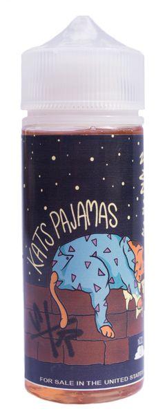 Kats Pajamas Juice Flavors, Vanilla Custard, Vape Juice, Caramel, Pajamas, Life, Sticky Toffee, Pjs, Candy