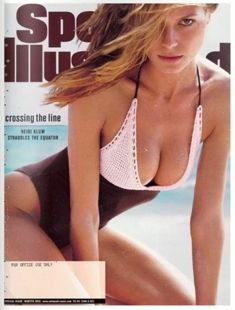 The cover shoot that started it all (1998)
