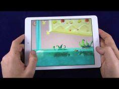 Rayman Fiesta Run App Test für iPhone und iPad.