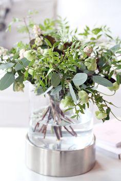 Wit/grijstinten lievelingsbloemen