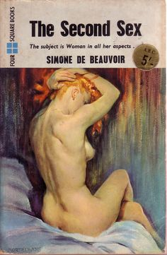 The Second Sex - Simone de Beauvoir. (This is one of the best-known works of the French existentialist Simone de Beauvoir. It is a work on the treatment of women throughout history and often regarded as a major work of feminist philosophy and the starting point of second-wave feminism. The Vatican placed it on its List of Prohibited Books.)