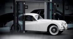 1955 Jaguar XK 140 - XK140 MC LHD 3.4 Roadster