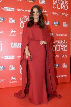 Cláudia Vieira #redcarpet #globosdeouro