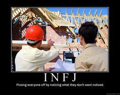 INFJ | Exposé