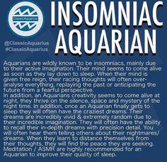 Yup... that's me ♒️ #Aquarius