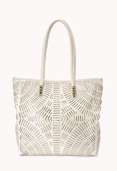 Cutting Edge Tote | FOREVER21 Tote-ally radical