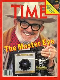 Time Cover, Ansel Adams