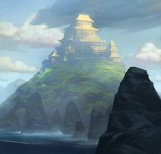 Yasuki Palaces by noahbradley.deviantart.com on @deviantART ✤ || CHARACTER DESIGN REFERENCES | キャラクターデザイン • Find more at https://www.facebook.com/CharacterDesignReferences if you're looking for: #lineart #art #character #design #illustration #expressions #best #animation #drawing #archive #library #reference #anatomy #traditional #sketch #development #artist #pose #settei #gestures #how #to #tutorial #comics #conceptart #modelsheet #cartoon || ✤