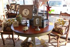 Charmant Souther Chic Accessories At Tin Star Furniture!