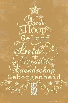 Hoop Geloof Liefde...