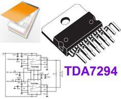 l ampli tda7294 0