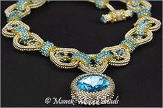 Infinity :  Manek-Manek Beads - Jewelry | Kits | Beads | Patterns