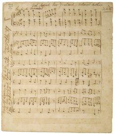 Noten, Musik, Melodie, Komponieren, 1876