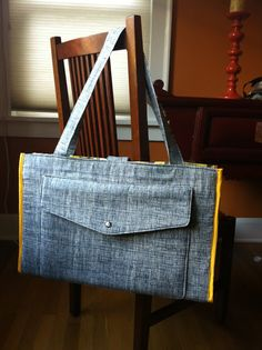 Sew Sweetness: Camp Stitchalot Bag