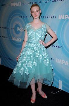 2011 - Style Evolution: Elle Fanning - Photos