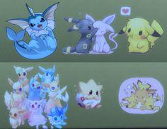 Pokemon Stickers Pokemon is Copyright Gamefreak,... | Wingly Simmer