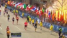 Atentado en la maratón de Boston deja 3 muertos y más de un centenar de heridos.