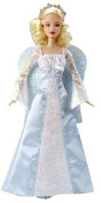 Holiday Angel Barbie 2006