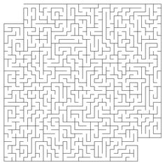 Printable Mazes for Kids Mazes For Kids Printable, Free Printables, Brain Games For Adults, Customer Service Week, Online Fun, Hidden Pictures, Word Puzzles, Escape Room, Crafty Projects