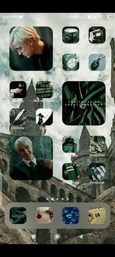 Homescreen, Ios, Harry Potter, Movie Posters, Desktop Organization, Wallpapers, Film Poster, Billboard, Film Posters