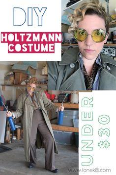 Holtzmann costume how to