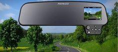 Papago GS260-US Rear View Mirror Full HD Car Dashcam