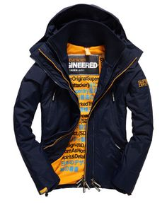 Superdry Arctic Wind Attacker Kapuzenjacke