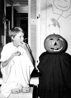 Halloween with Mia Farrow