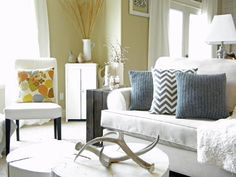 Repurpose old sweaters into beautiful pillows!