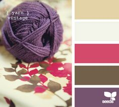 If you haven't visited this site yet (Design Seeds), you are missing out! Color schemes galore--so beautiful!