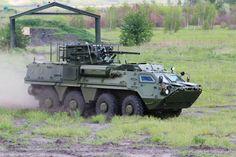 На військовому полігоні під Харковом випробували удосконалений БТР-4Е (фоторепортаж) – Національний промисловий портал