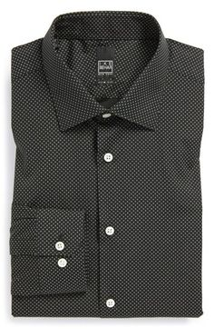Ike Behar Slim Fit Dress Shirt available at #Nordstrom