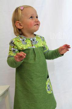 Ebook A-Linien Kleid London von Rapatinchen