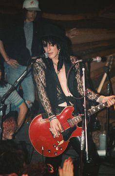 Izzy Stradlin - Guns N' Roses