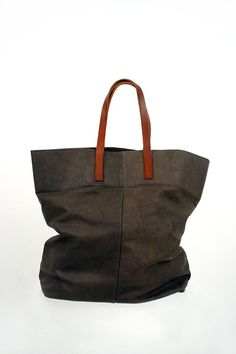 Giada Forte Leather Shopping Bag