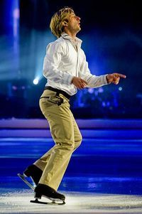 Evgeny Plushenko Art on ice 2007
