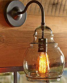 Bathroom Vanity Lights Pottery Barn farmhouse bath lighting | bathroom & vanity | fab decor