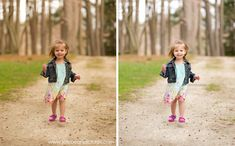Editing a photo - step by step in Lightroom