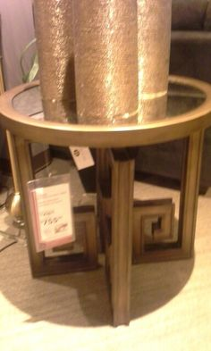 Hooker Round Side Table. $755.95