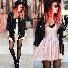 Alternative, Clothing, Summer, Insperation, Clothes, Goth, Emo, Scene!