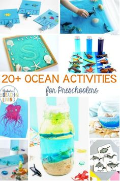 Ocean Preschool Activities for a Preschool Ocean Theme, Add a few fun Ocean Preschool Activities to your Summer Themes, Whether it's an ocean slime, a fun ocean craft for preschoolers, or Ocean Zones for Kids you'll find The Best Ocean Activities for Preschoolers here.