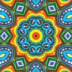 Flower lake  Organic mandala Mandala, My Arts, Kids Rugs, Organic, Gallery, Drawings, Artwork, Flowers, Painting