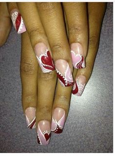 Beautiful nail  design  beautiful nail design