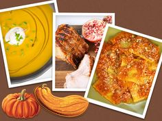 the chew Recipes, for the love of squash.