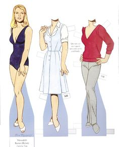 TV Moms - Meredith Baxter (Elyse Keaton on Family Ties) Barbie Paper Dolls, Vintage Paper Dolls, Paper Toys, Paper Crafts, Soft Classic, Classic Tv, Tv Moms, Paper Dolls Printable, Paper Artwork