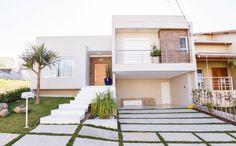 #casa #moderna #contemporânea #arquitetura #architecture  Veja fotos e informaçoes sobre o Projeto Residencial PI 02