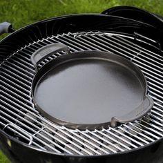 Weber Gourmet BBQ System Griddle Set for 22.5 Charcoal Grills