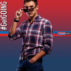 It's time that you add some colours to your dressing sense, think you can pull off this look with Donear NXG  #Style #Fashion #Men
