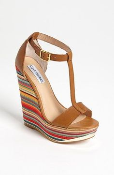Steve Madden Xtrime Wedge Platform available at #Nordstrom