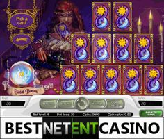 Play for free the demo of Fortune Teller video slot by Netent